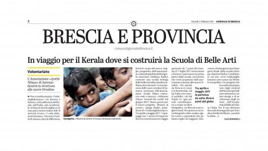 Giornale di Brescia 04-02-2