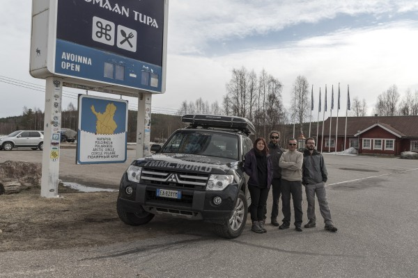 Team Fuoristrada / Off-Road Vehicles Team